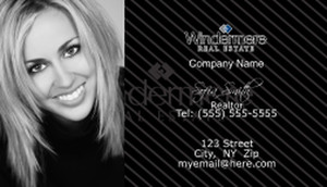 Windermere Business Cards Template: 526549