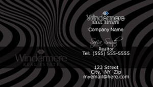 Windermere Business Cards Template: 526551