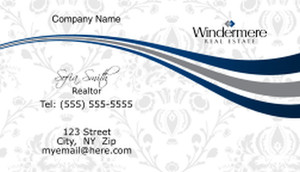 Windermere Business Cards Template: 526553