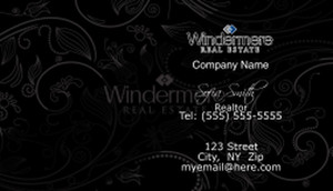 Windermere Business Cards Template: 528325