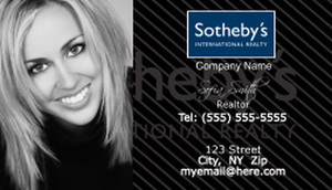 Sotheby Business Cards Template: 502069