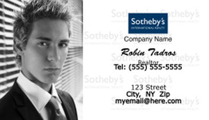 Sotheby Business Cards Template: 502133