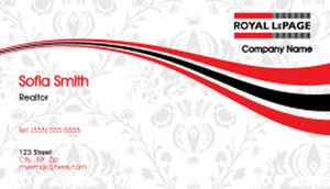 Royal Le Page Business Cards Template: 500153