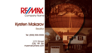 Remax Business Cards Template: 575677