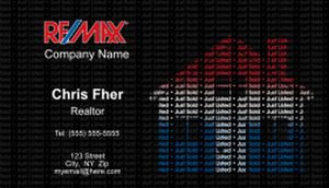 Remax Business Cards Template: 575699