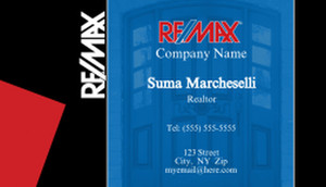 Remax Business Cards Template: 575631