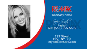 Remax Business Cards Template: 499421