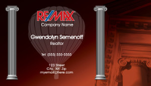 Remax Business Cards Template: 575689
