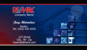 Remax Business Cards Template: 575691