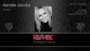 Remax Business Cards Template: 575737
