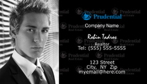 Prudential Business Cards Template: 499813