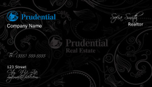 Prudential Business Cards Template: 503885