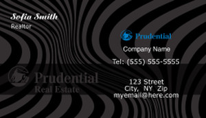 Prudential Business Cards Template: 503887