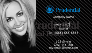 Prudential Business Cards Template: 499773