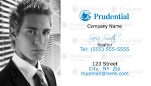 Prudential Business Cards Template: 499901