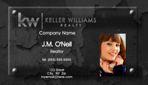 Keller Williams Business Cards Template: 575893