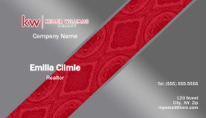 Keller Williams Business Cards Template: 575899