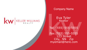 Keller Williams Business Cards Template: 475871