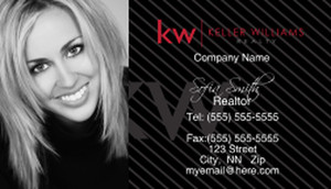 Keller Williams Business Cards Template: 475879