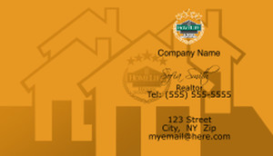 HomeLife Business Cards Template: 528523