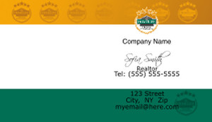 HomeLife Business Cards Template: 528527