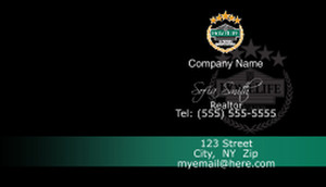 HomeLife Business Cards Template: 528533