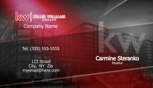 Keller Williams Business Cards Template: 575811