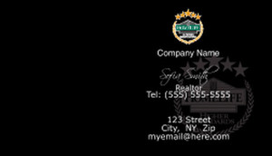 HomeLife Business Cards Template: 528483