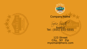 HomeLife Business Cards Template: 528509