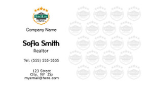 HomeLife Business Cards Template: 526523