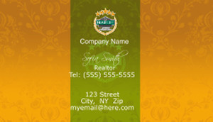 HomeLife Business Cards Template: 526525