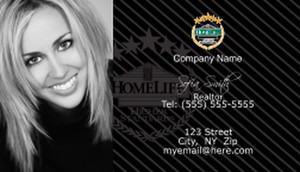 HomeLife Business Cards Template: 526527