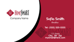 Home Smart  Business Cards Template: 502465