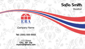 Era Business Cards Template: 502383