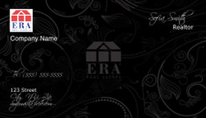 Era Business Cards Template: 503849