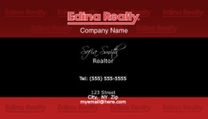 Edina Business Cards Template: 502511