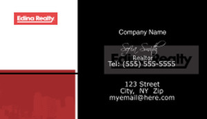 Edina Business Cards Template: 502571