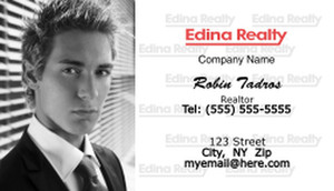 Edina Business Cards Template: 502579