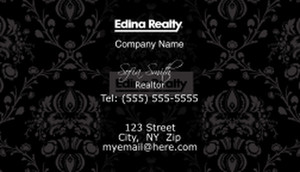 Edina Business Cards Template: 502627