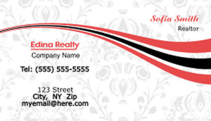 Edina Business Cards Template: 502659