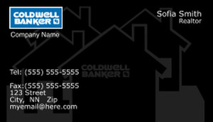 Coldwell Banker Business Cards Template: 367841
