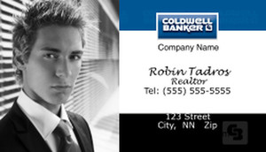 Coldwell Banker Business Cards Template: 367839