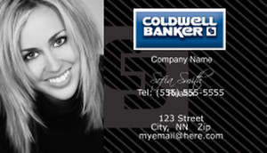 Coldwell Banker Business Cards Template: 510937
