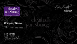 Charles Rutenberg Business Cards Template: 502683