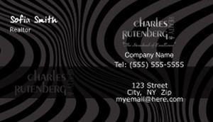 Charles Rutenberg Business Cards Template: 502685