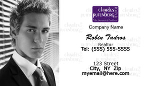 Charles Rutenberg Business Cards Template: 500785