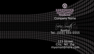 Berkshire Hathaway Business Cards Template: 528571