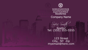 Berkshire Hathaway Business Cards Template: 528597