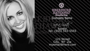 Berkshire Hathaway Business Cards Template: 526507