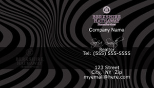 Berkshire Hathaway Business Cards Template: 526509